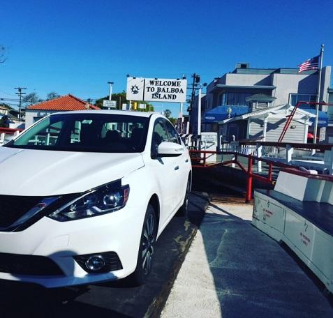 2016 Nissan Sentra - Balboa Island