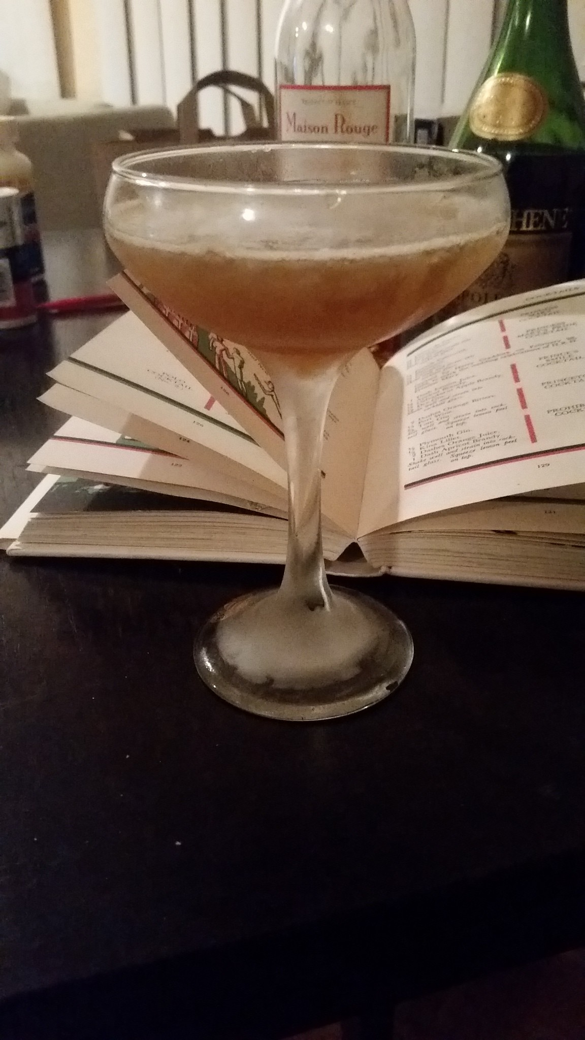 The Presto Cocktail.