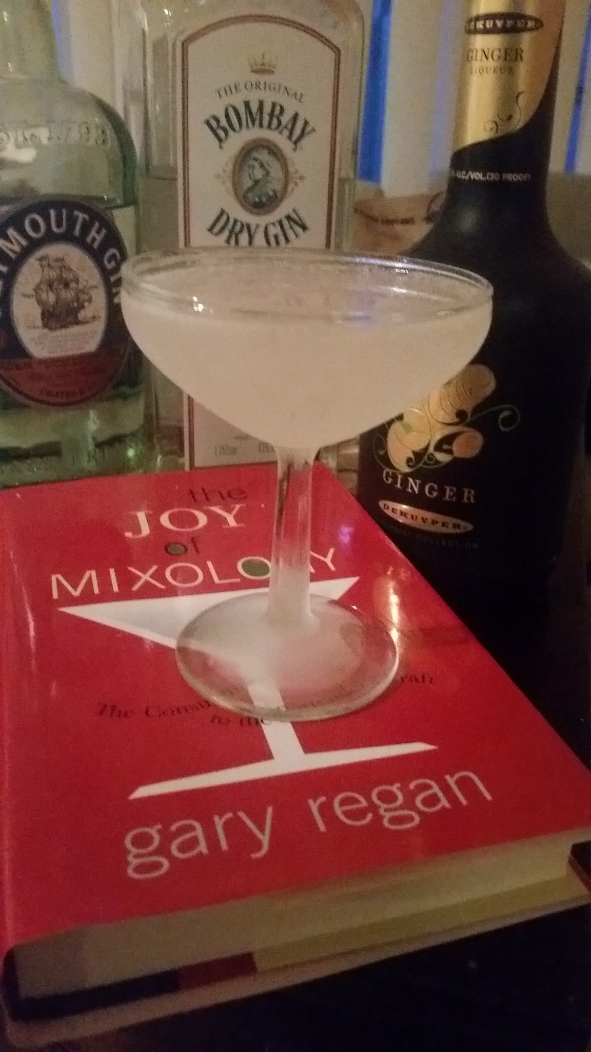 The Chatham Cocktail.