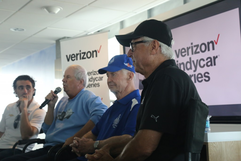 indycar lunch with legends