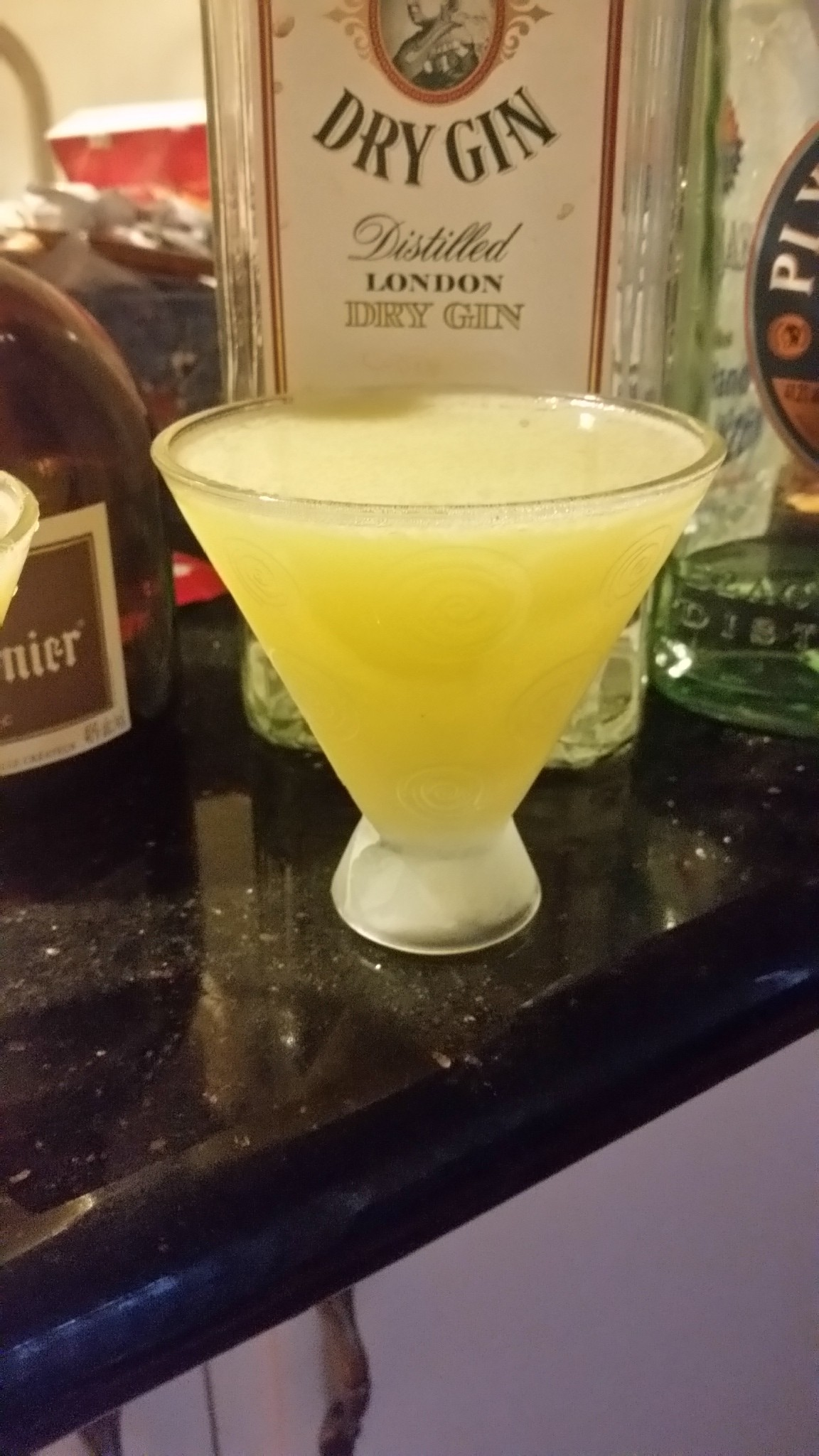 The Hawaiian Cocktail.