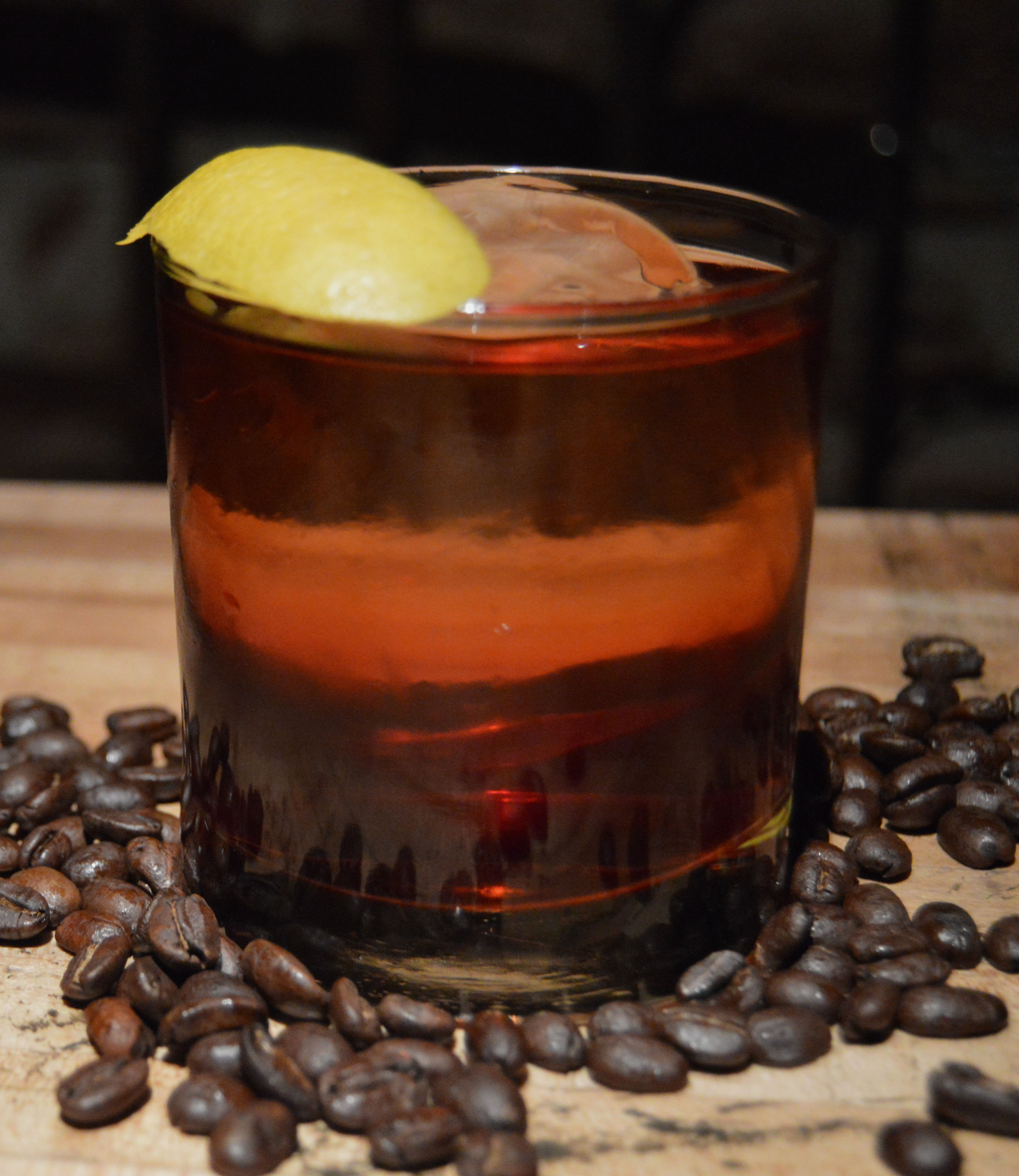 The Cold Brew Negroni.